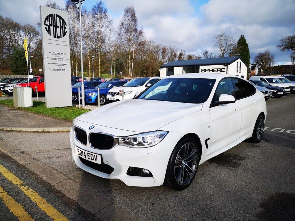 USED 2014 14 BMW 3 SERIES 2.0 320D M SPORT GRAN TURISMO 5d 181 BHP