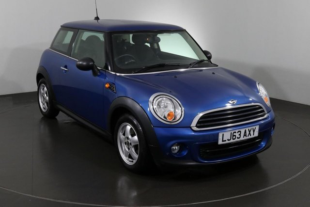 2013 63 MINI HATCH ONE 1.6 ONE 3d 98 BHP ULEZ EXEMPT