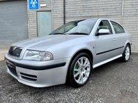 USED 2004 04 SKODA OCTAVIA 1.8 20v Turbo (180) VRS Hatch