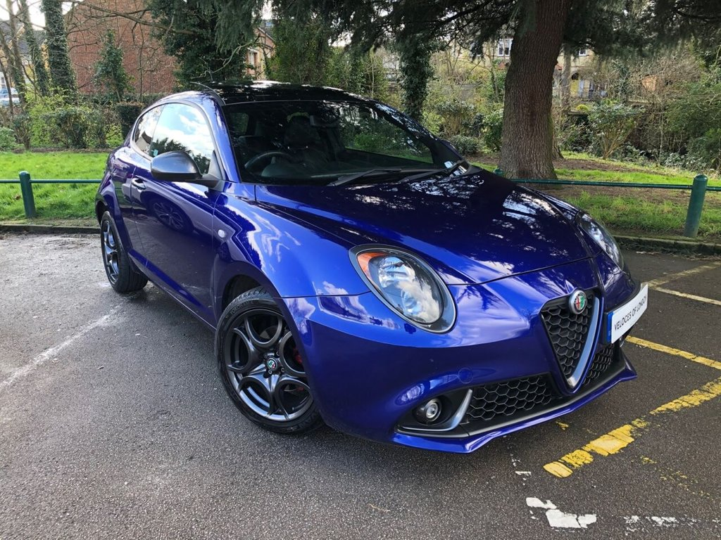 USED 2016 66 ALFA ROMEO MITO 1.2L JTDM-2 SPECIALE 3d 94 BHP £3200 OF FACTORY EXTRAS !!!