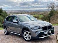 2011 BMW X1 2.0 XDRIVE20D SE 5d 174 BHP £6975.00