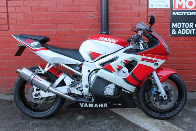 USED 2000 X YAMAHA YZF R6 *12mth mot, 3mth Warranty, Serviced and PDI'd, Art Exhaust* A Cracking First Sports Bike, Delivery Available