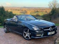 2011 MERCEDES-BENZ SLK 1.8 SLK250 BLUEEFFICIENCY AMG SPORT ED125 2d 204 BHP £10785.00