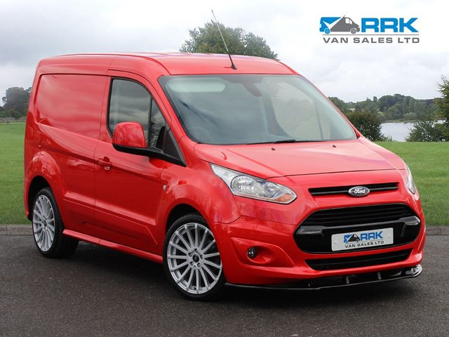 2015 65 FORD TRANSIT CONNECT 1.6 200 TREND P/V 94 BHP
