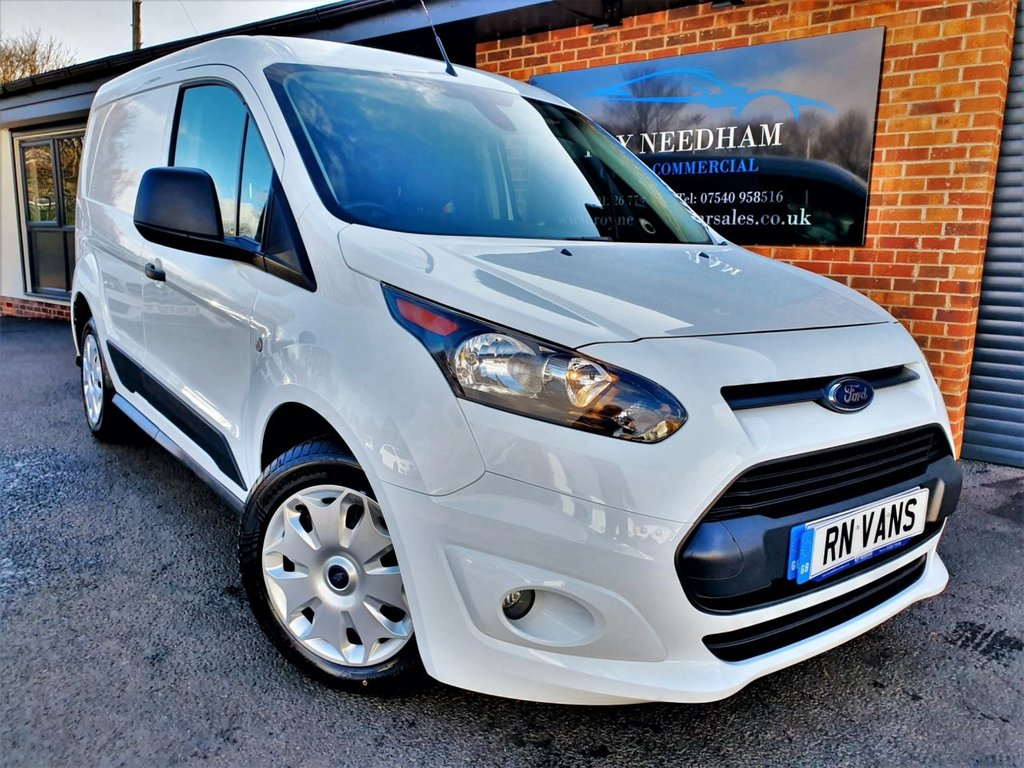 USED 2017 17 FORD TRANSIT CONNECT 1.5 200 TREND P/V 74 BHP *1 OWNER - HEATED SCREEN - SECURITY LOCKS*