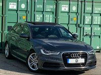 USED 2014 14 AUDI A6 3.0 BiTDi S line Tiptronic quattro 5dr PanRoof/BOSE/TechPack/RearCam