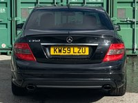 USED 2010 59 MERCEDES-BENZ C-CLASS 3.0 C350 CDI BlueEFFICIENCY Sport 4dr HeatedSeats/ParkingSensors/