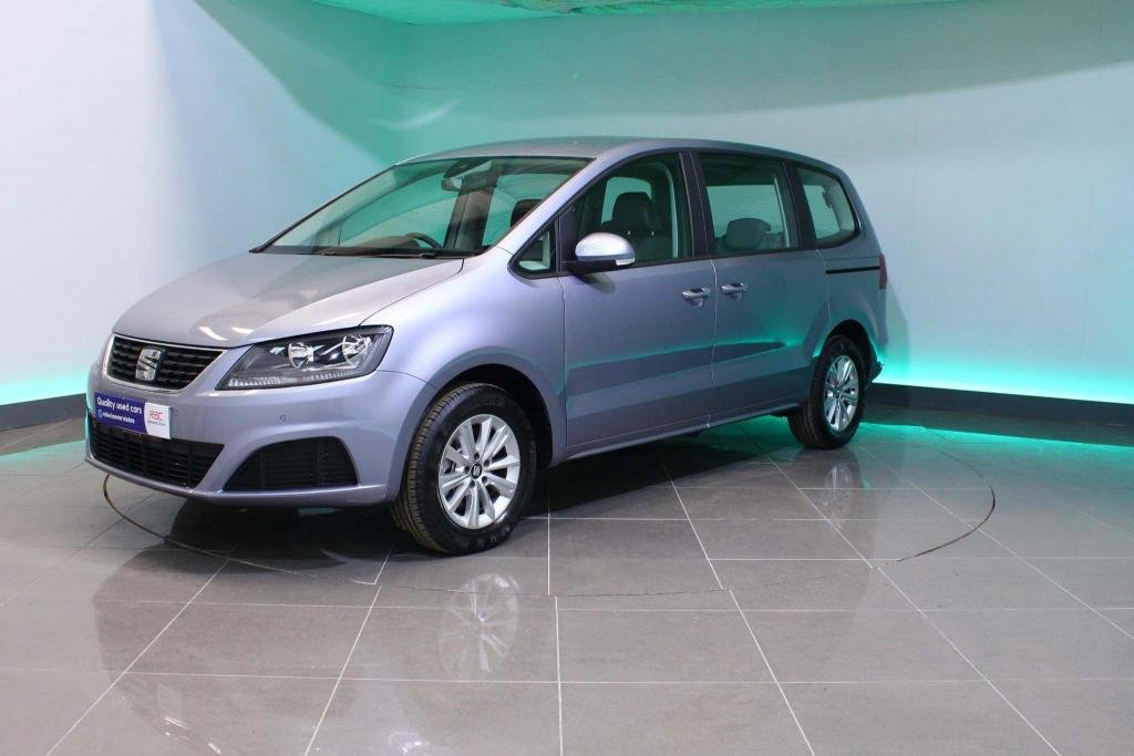 USED 2019 69 SEAT ALHAMBRA 1.4 TSI S (s/s) 5dr SPACIOUS - 7 SEATER