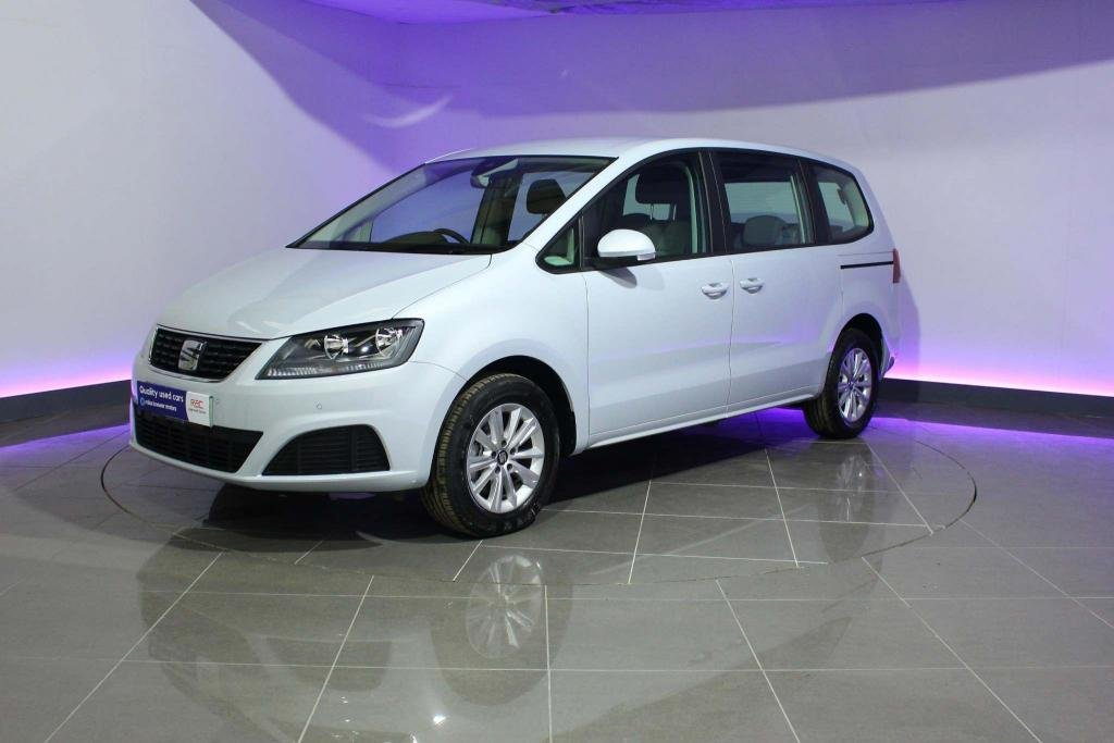 USED 2019 69 SEAT ALHAMBRA 2.0 TDI Ecomotive S (s/s) 5dr PARKING SENSORS   7 SEATER