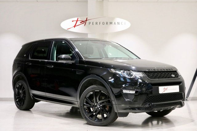 2018 18 LAND ROVER DISCOVERY SPORT 2.0 TD4 HSE DYNAMIC LUX 5d 180 BHP
