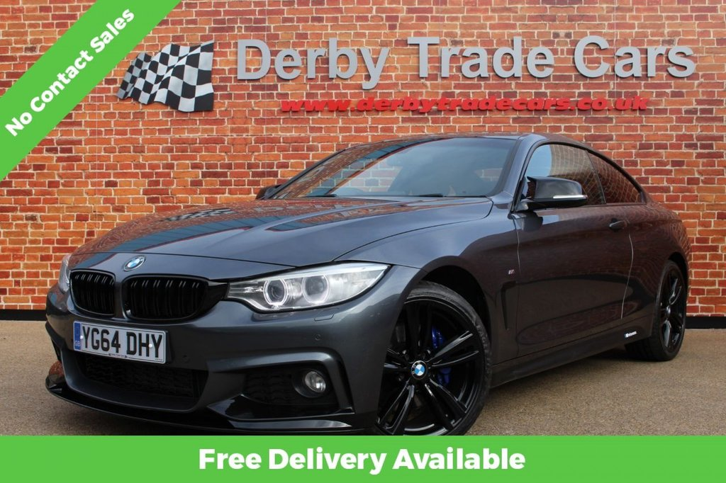 USED 2014 64 BMW 4 SERIES 3.0 435D XDRIVE M SPORT 2d 309 BHP