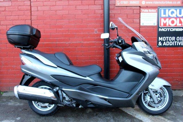 USED 2008 58 SUZUKI AN 400 BURGMAN 400cc AN 400 K8  A lovely Clean Example of an AN400, Finance Available.