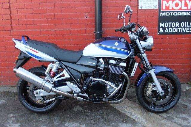 USED 2006 06 SUZUKI GSX 1400 K5  A really Nice Example Of A GSX 1400, Finance Available.