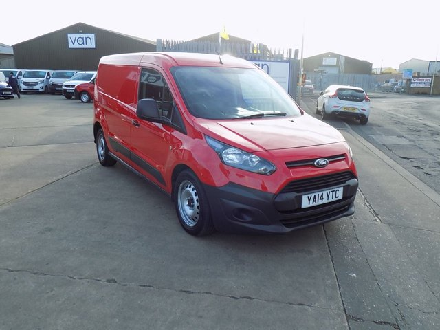 USED 2014 14 FORD TRANSIT CONNECT 1.6 210 ECONETIC P/V 94 BHP