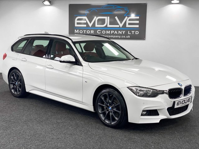 2015 65 BMW 3 SERIES 3.0 335D XDRIVE M SPORT TOURING 5d 308 BHP