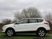 USED 2015 15 FORD KUGA 2.0 KUGA ZETEC