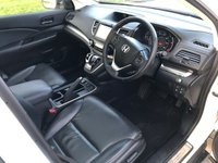 USED 2015 65 HONDA CR-V 1.6 I-DTEC EX 5d 158 BHP