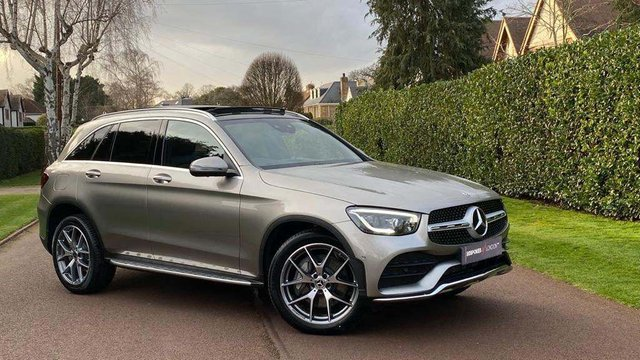 View our MERCEDES-BENZ GLC CLASS