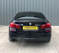 USED 2014 64 BMW 5 SERIES 2.0 520D M SPORT 4d 188 BHP