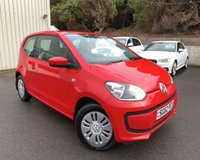 USED 2012 62 VOLKSWAGEN UP 1.0 MOVE UP 3d 59 BHP