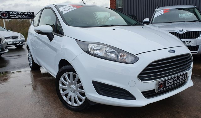 2015 15 FORD FIESTA 1.2 STYLE 3d 59 BHP