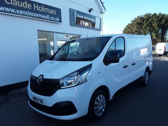 2016 RENAULT TRAFIC 1.6 SL27 BUSINESS PLUS ENERGY 1.6 DCI 120 BHP £10695.00