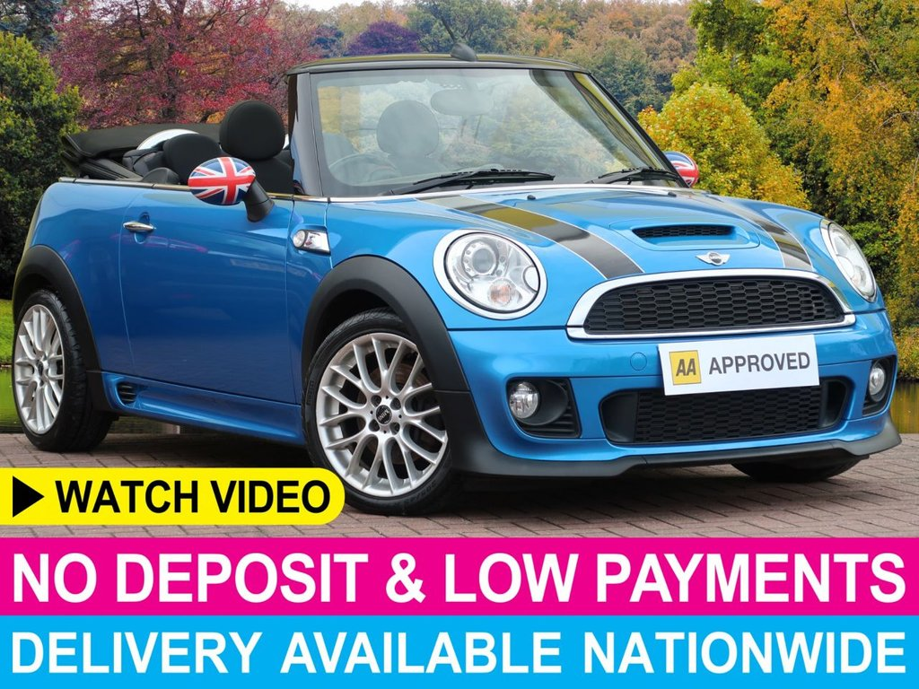 USED 2012 12 MINI CONVERTIBLE 1.6 CONVERTIBLE A/C & BLUETOOTH CLIMATE A/C BLUETOOTH CRUISE