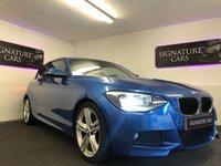 2013 BMW 1 SERIES 2.0 116D M SPORT 3d 114 BHP £8100.00