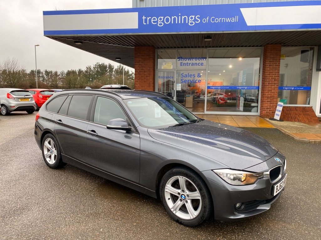 USED 2012 62 BMW 3 SERIES 2.0L 318D SE TOURING 5d 141 BHP