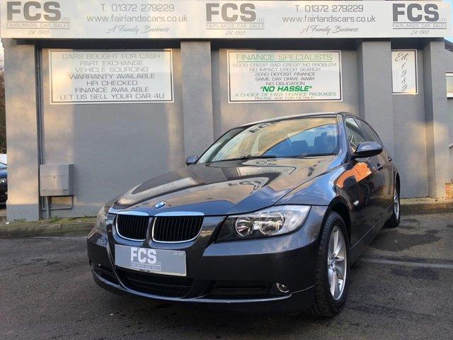 2007 57 BMW 3 SERIES 2.0 320D SE 4d 174 BHP