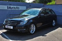 USED 2014 14 MERCEDES-BENZ C 220 2.1 CDI AMG SPORT EDITION PREMIUM 5d 168 BHP 2 Owners, Full Service History, Excellent Condition