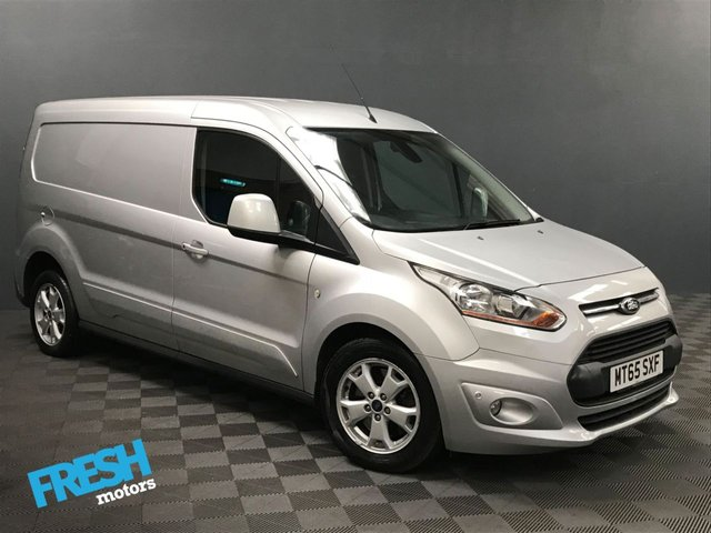 USED 2015 65 FORD TRANSIT CONNECT 1.6 240 LIMITED L2H1 (NO VAT) * 0% Deposit Finance Available