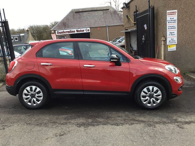 USED 2015 65 FIAT 500X 1.6 POP 5d 110 BHP ++FOR FULL DETAILS CALL JOHN ON 07972385205++