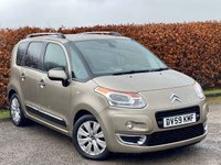 USED 2010 59 CITROEN C3 PICASSO 1.6 PICASSO EXCLUSIVE HDI 5d SERVICE HISTORY * MOT TIL FEBRUARY 2021 * REAR PARKING SENSORS * ROOF RAILS