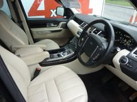 USED 2012 12 LAND ROVER RANGE ROVER SPORT 3.0 SDV6 HSE 5d 255 BHP FULL LAND ROVER PLUS SPECIALIST HISTORY