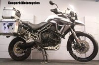 USED 2016 66 TRIUMPH TIGER 800 XCX