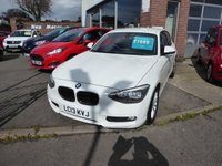 2013 BMW 1 SERIES 1.6 116D EFFICIENTDYNAMICS 5d 114 BHP £7695.00