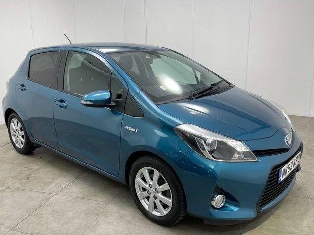 TOYOTA YARIS at Peter Scott Cars