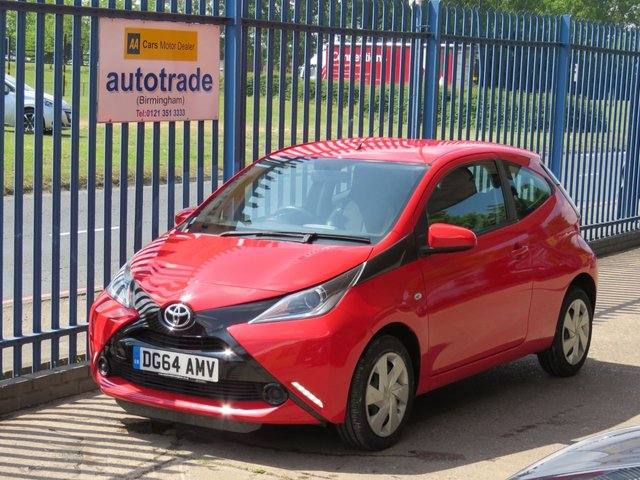 USED 2014 64 TOYOTA AYGO 1.0 VVT-I X-PLAY 3d 69 BHP. ULEZ COMPLIANT, BLUETOOTH, CRUISE CONTROL, AIR CON BLUETOOTH, CRUISE CONTROL, AIR CONDITIONING, ZERO ROAD TAX, Ideal 1st Car, LOW MILEAGE, SERVICE HISTORY