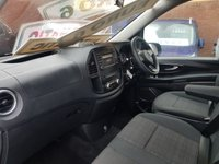 USED 2019 19 MERCEDES-BENZ VITO 119 BLUETEC TOURER SELECT 190 BHP X LWB 2019 19 REG ( WWW.JSVANS.CO.UK OVER 100 TO SEE )