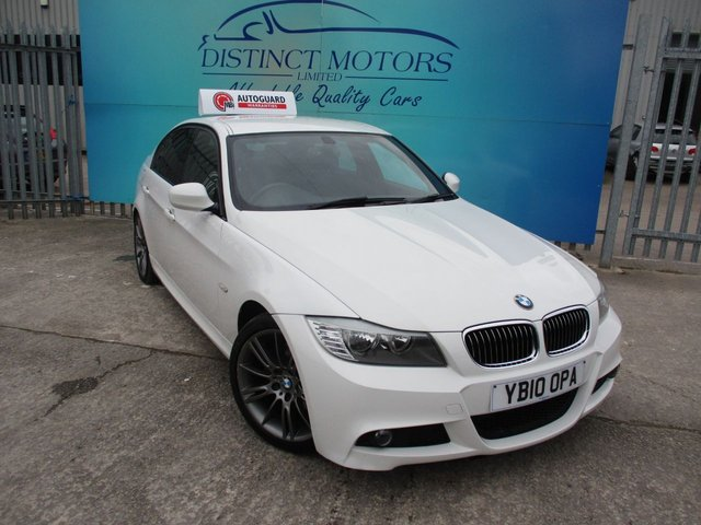 USED 2010 10 BMW 3 SERIES 2.0 320D SPORT PLUS EDITION 4d 181 BHP