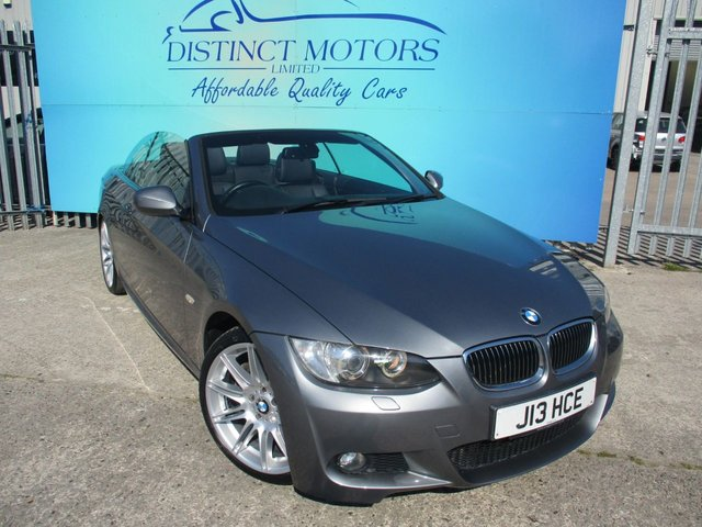 USED 2010 10 BMW 3 SERIES 3.0 325D M SPORT HIGHLINE 2d 195 BHP