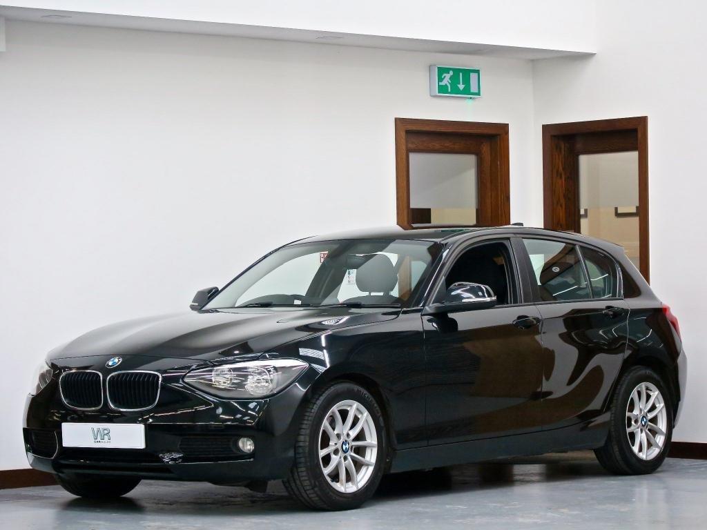 USED 2012 62 BMW 1 SERIES 1.6 116d EfficientDynamics Sports Hatch 5dr FREE  ROAD TAX + WARRANTY