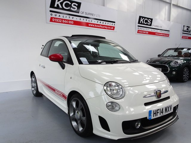 View our ABARTH 500C