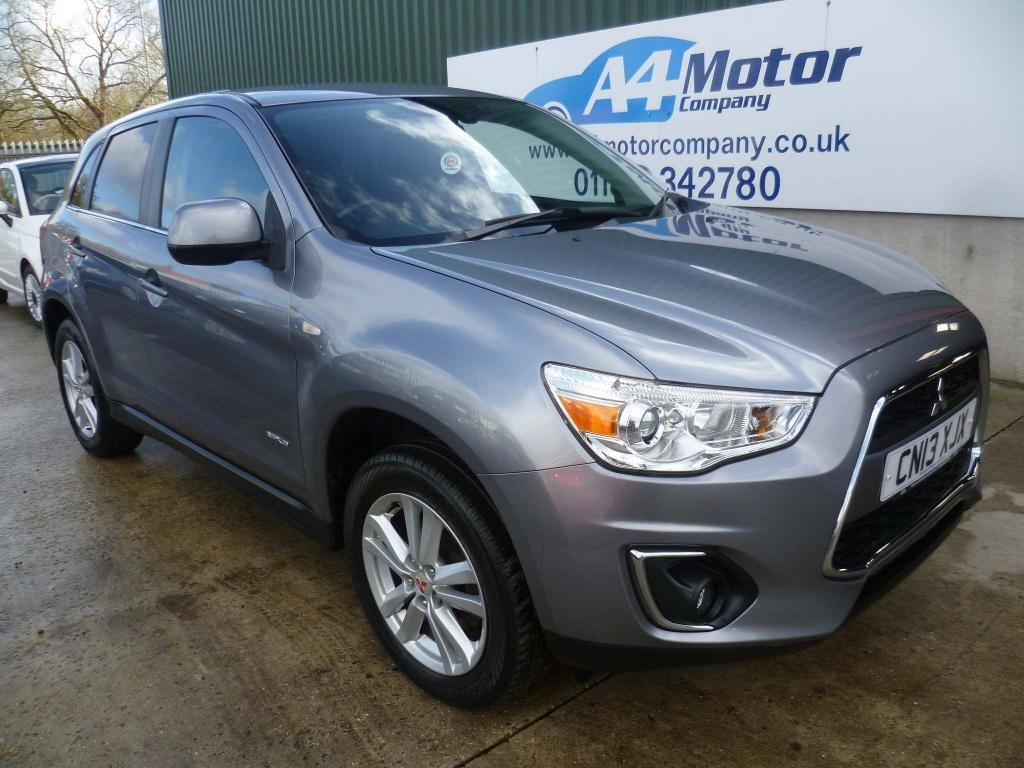 USED 2013 13 MITSUBISHI ASX 1.6 3 5dr 115 + REVIEWS YOU CAN TRUST!!
