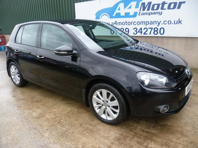 2012 12 VOLKSWAGEN GOLF 2.0 TDI Match 5dr