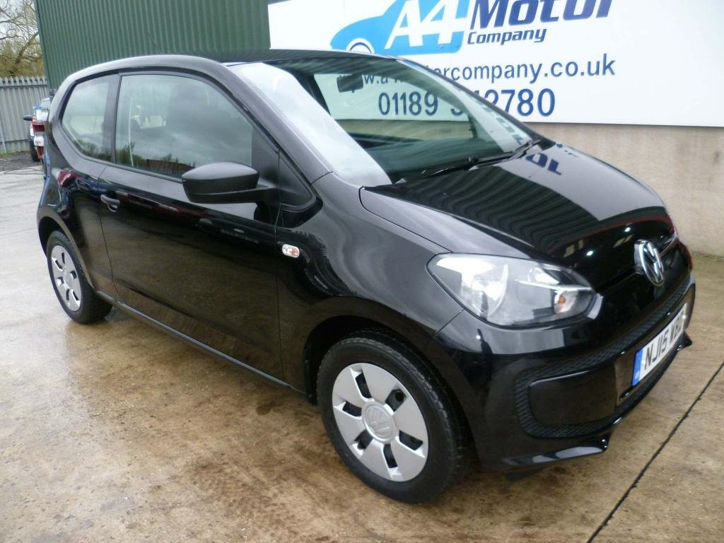 USED 2015 15 VOLKSWAGEN UP 1.0 Take up! 3dr 115 + REVIEWS YOU CAN TRUST!!