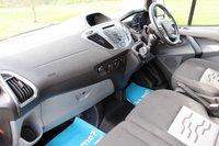 USED 2014 06 FORD TRANSIT CUSTOM 2.2 290 LIMITED LR P/V 124 BHP * NO VAT * HUGE SAVINGS *