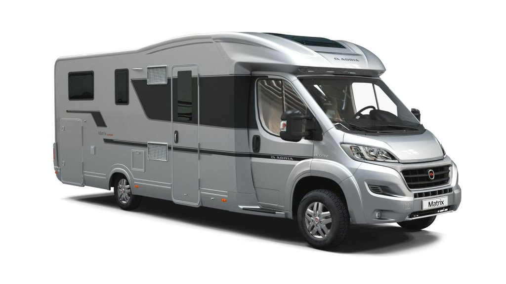 USED 2020 USED ADRIA MATRIX 670 DC SUPREME BRAND NEW BRAND NEW - LUXURY 4 BERTH