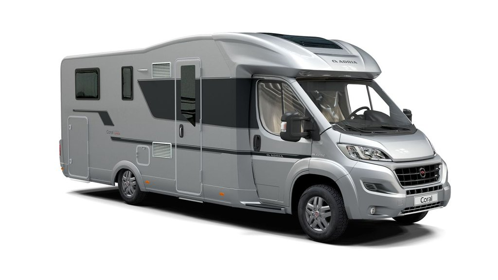 USED 2020 USED ADRIA CORAL 670 DC SUPREME BRAND NEW 3 BERTH STUNNING NEW MOTORHOME